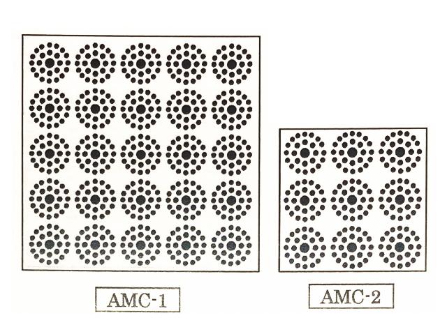 電子レンジ用 「CMC 健康クロス」 ~螺旋構造をした不思議な炭素繊維カーボンマイクロコイル~