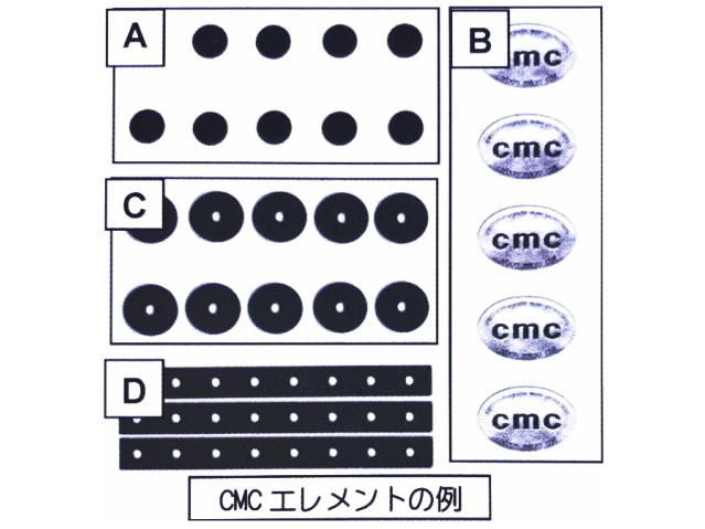 電磁波障害防止用 「CMC エレメント」 ~螺旋構造をした不思議な炭素繊維カーボンマイクロコイル~