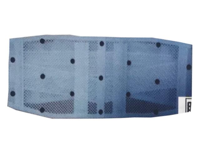 「CMC 健康サポーター 腰バンド」 ~螺旋構造をした不思議な炭素繊維カーボンマイクロコイル~
