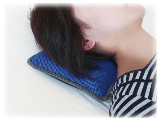 「ひんやり枕 クールメッシュ」 ~クロッツ夏用ひんやりシリーズ~