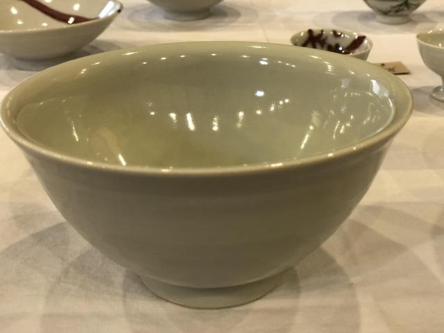 五山焼(いつつやまやき) 「どんぶり」 ~信州の陶芸家 朝比奈克文氏 陶芸作品