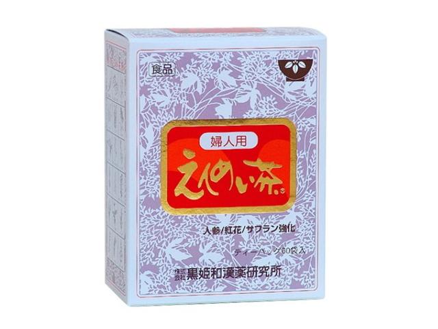 婦人用えんめい茶 (ティーバッグ5g×60包) ~生体エネルギー活用商品~