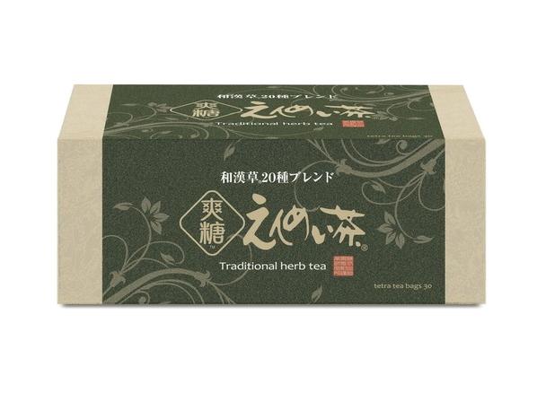 爽糖えんめい茶 (ティーバッグ3g×30包) ~生体エネルギー活用商品~