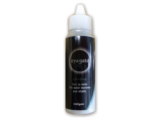 酵素入り飲料 「イアーゲート (30ml)」 ~天然ミネラルと酵母を組み合わせた活性力の強い酵素水~