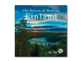 CD 音楽と映像のアースリー・アート・ヒーリング 「癒しの森~ フィランド」 2枚組(CD+Blu-ray) ~北欧のすがすがしい自然映像と音楽を収録した2枚組~ 映像・サウンド・プロデュース:小久保 隆 ~生体エネルギー活用商品~