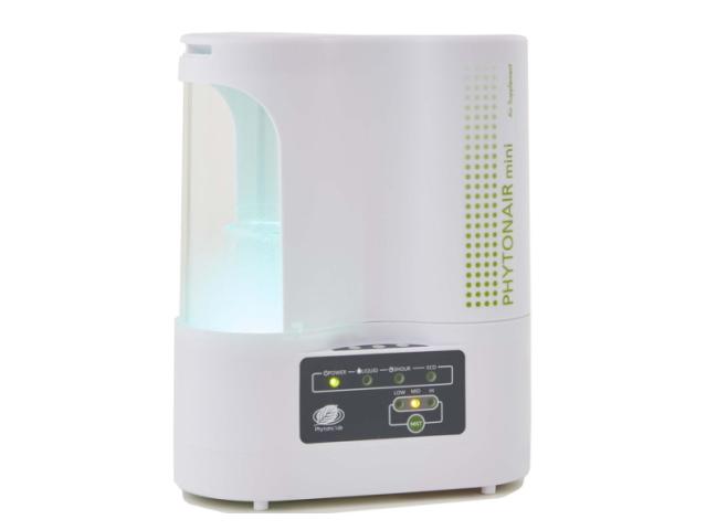 空気サプリメント 「フィトンエアー mini (SD-1000)」 ~フィトンチップ(森林浴成分)でお部屋が森林に!~