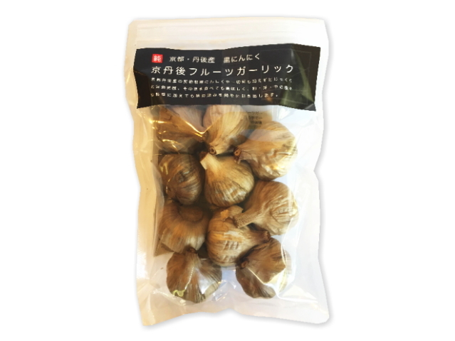 京丹後フルーツガーリック (小玉10個入り) ~生体エネルギー活用商品~