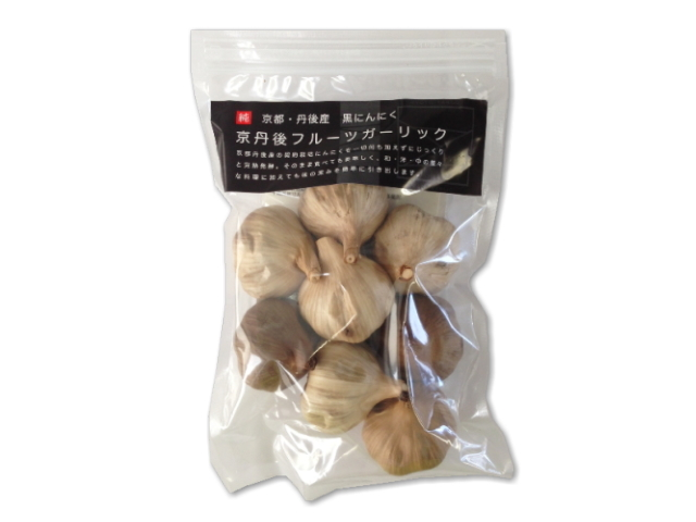 京丹後フルーツガーリック (S玉8個入り) ~生体エネルギー活用商品~