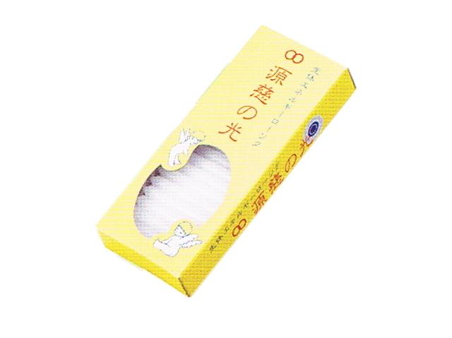 源慈の光 ローソク (60本入り) ~生体エネルギー応用商品~