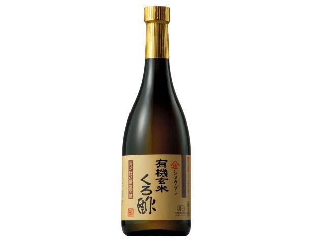 有機玄米くろ酢 (720ml)
