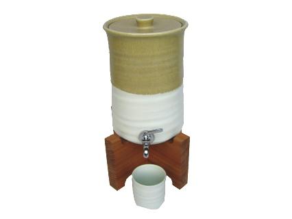 銀河の泉 (置台&パワーアップカップ付)  ~E水生成器~ ★受注生産品