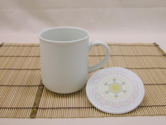銀河の器 マグカップ (蓋付) ~E水生成器~
