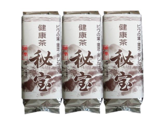 健康茶 『秘宝』 (400g詰) 3袋セット