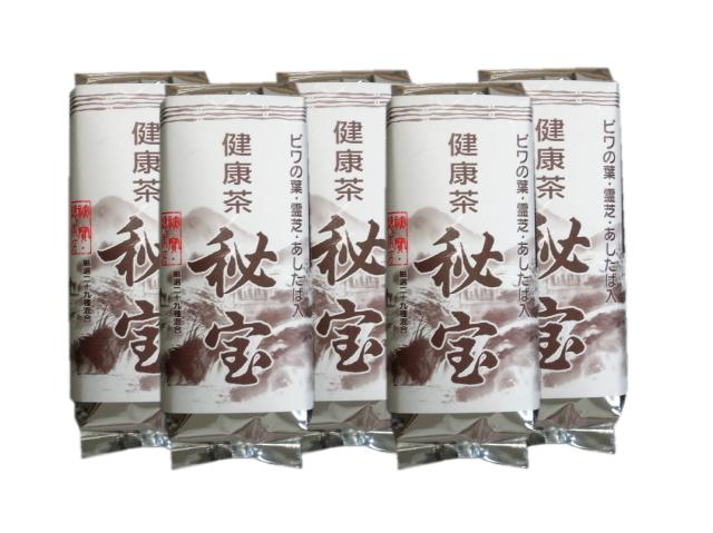 健康茶 『秘宝』 (400g詰) 5袋セット