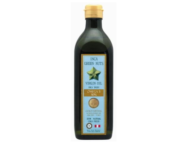 インカグリーンナッツ・インカインチオイル (460g) ~オメガ3(αリノレン酸)50%含有~