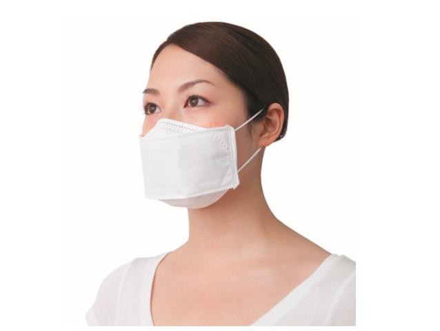 立体型高機能マスク 「インフルライフセーバー 立体(3D)型 30枚入」 (レギュラーサイズ)