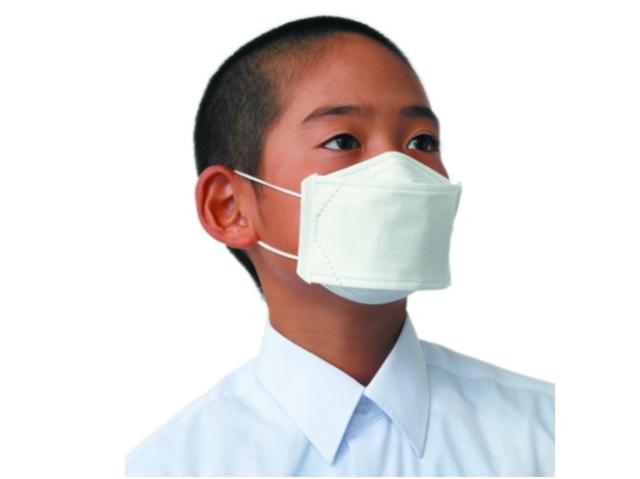 立体型高機能マスク 「インフルライフセーバー 立体(3D)型 30枚入」 (子供用サイズ)