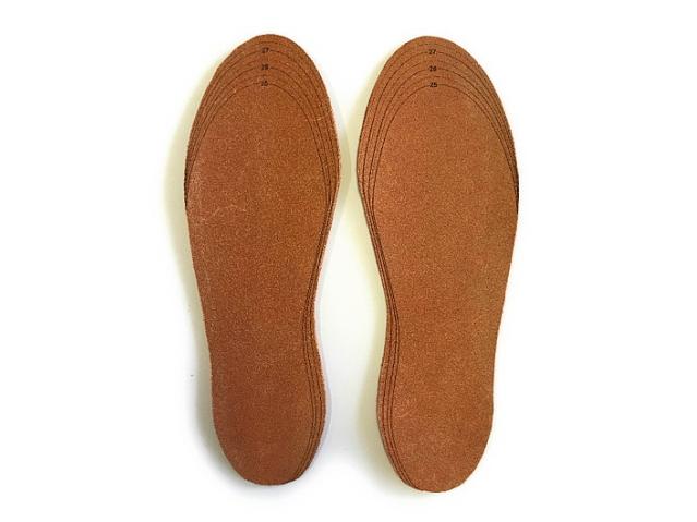 エネルギーチャージレザー(特殊加工革) 「アーシングレザーソール (靴の中敷き)」 ~テネモス商品~