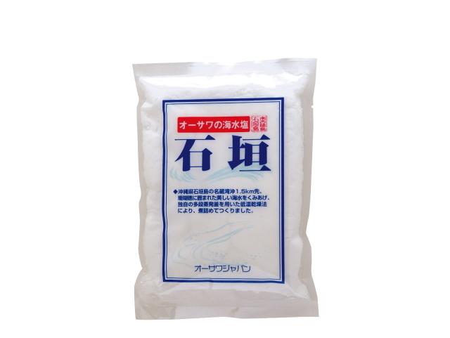 「石垣の塩 (200g)」 ~沖縄石垣島産海水100%~