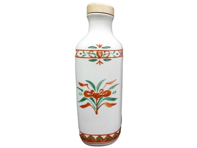 「還元くん 赤絵ボトル」  ~還元低電位水素茶製造ボトル~