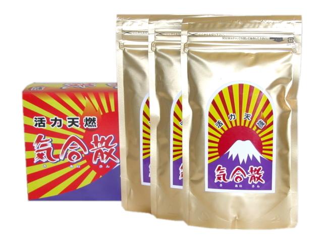 活力天然 「気合散 甘口(辛さひかえめ)」 (150g×3袋)