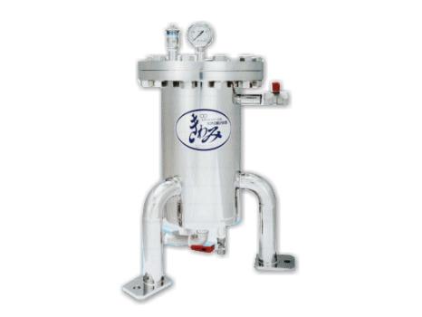水誘導翻訳装置「きわみ MSH-07型 本管直結タイプ」 ~生体エネルギー応用商品~