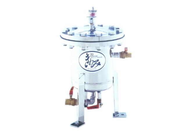 水誘導翻訳装置「きわみ V型本管直結タイプ」 ~生体エネルギー応用商品~
