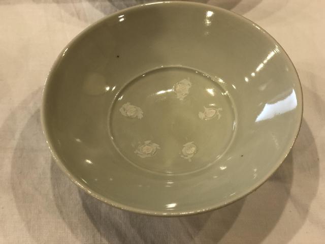 五山焼(いつつやまやき) 「古式鉢」 ~信州の陶芸家 朝比奈克文氏 陶芸作品