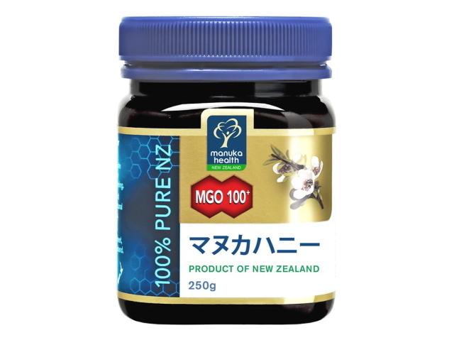「マヌカハニー」 ~ニュージーランド産マヌカ花蜜100%~