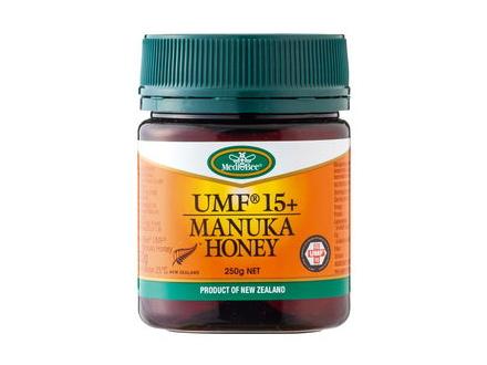 MediBee(メディビー社) マヌカハニー UMF15+ (250g) ~ニュージーランド産マヌカハ蜂蜜100%~