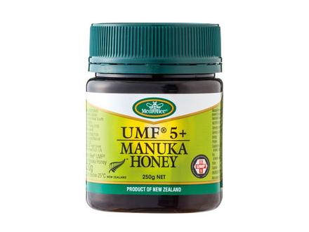 MediBee(メディビー社) マヌカハニー UMF5+ (250g) ~ニュージーランド産マヌカハ蜂蜜100%~