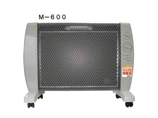 マイカの岩盤浴 M-600型 (~6畳) ★「24時間タイマー」プレゼント中♪