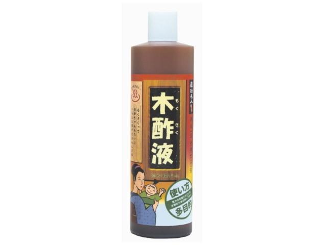 木酢液 (もくさくえき) 550ml