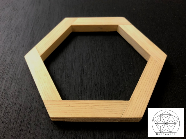 鍋敷き 木製 ヒノキ
