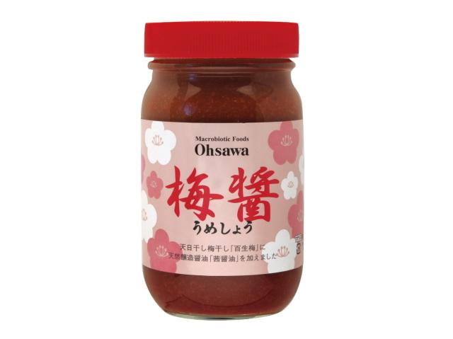 Ohsawa 「オーサワ梅醤(うめしょう)」 (250g) ~奈良産梅干し・茜醤油使用~