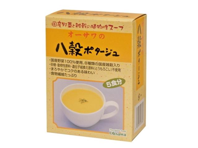 Ohsawa 「オーサワの八穀ポタージュ (粉末) 75g(15g×5袋入)」