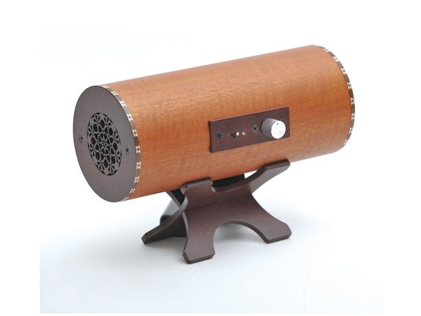 波動スピーカー PR-018 ~アンプ内蔵型スピーカー~
