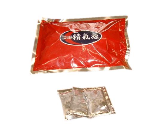 精氣源 ゼリータイプ (5.5g×30包入り) ~22種類の原料を使用。甘酸っぱく美味しい自然発酵食品~