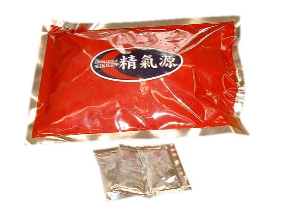 精氣源 ゼリータイプ (5.5g×90包入り)~22種類の原料を使用。甘酸っぱく美味しい自然発酵食品~