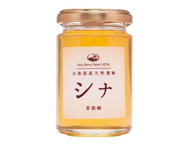 北海道産はちみつ (シナ) 160g ~北海道産シナノキ(菩提樹)から採蜜したハチミツ100%~