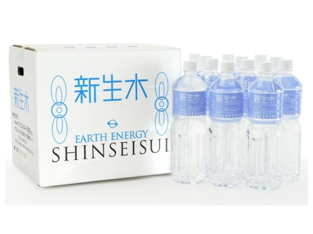 新生水 (1リットル×12本)