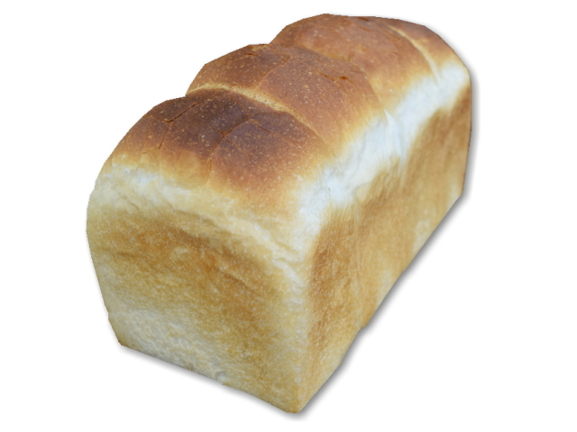 有機小麦と天然酵母と湧水を使った 「食パン」 ~砂糖・油脂・乳製品・卵・添加物不使用~