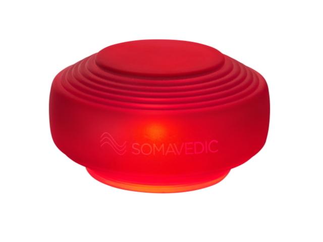 SOMAVEDIC 「ソマヴェディック メディックルビー」 ~ソマヴェディックシリーズの人間関係とスピリチュアルな成長を優しく照らす赤い光~