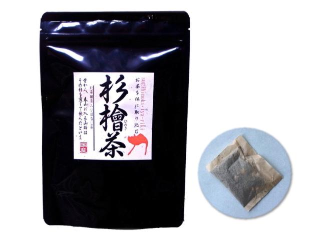 杉檜茶 ティーバッグ (5g×15包) ~急須・煮だし用~