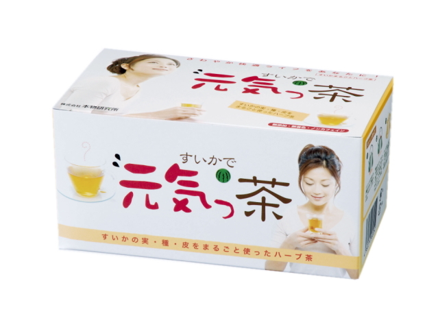 すいかでげんきっ茶 (3g×33包)