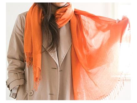 TAKEFU 竹布 平織ストール  (70cm×170cm) ~癒しと生命力をもたらす天然素材~