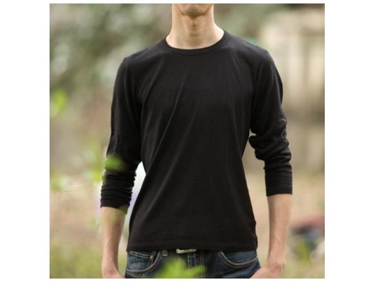 TAKEFU 竹布 長袖Tシャツ Men's ~癒しと生命力をもたらす天然素材~
