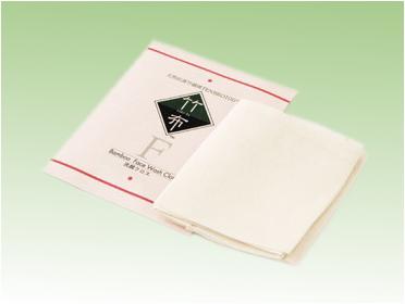 TAKEFU 竹布 洗顔クロス 35cm×26cm ~癒しと生命力をもたらす天然素材~