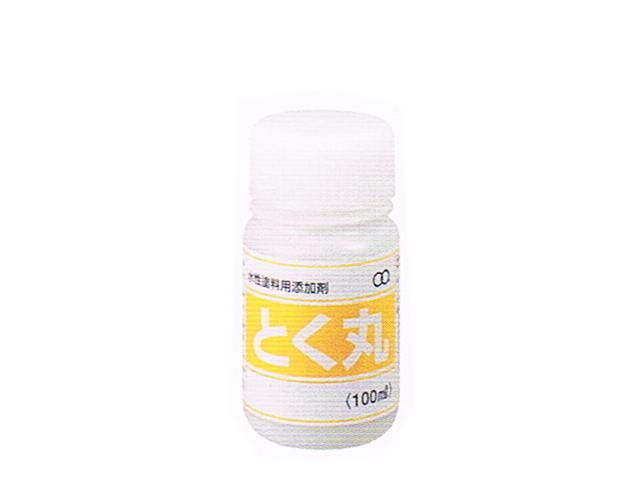 水性塗料用添加剤 とく丸 (100ml) ~生体エネルギー応用商品~