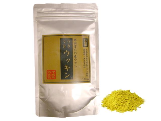 うきうきウッキン (100g)